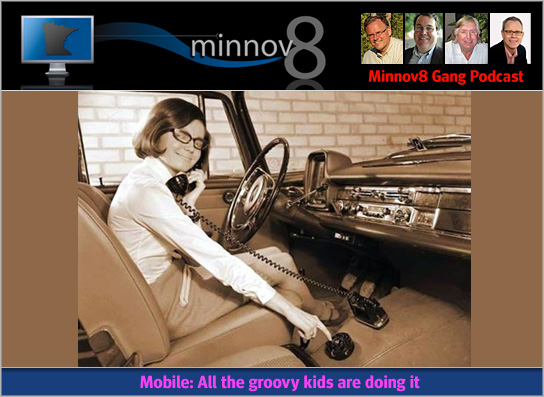 Minnov8 Gang 61: Mobile & the Groovy Kids