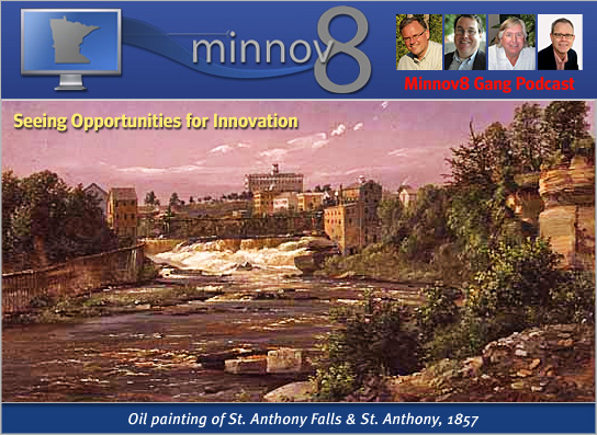 Minnov8 Gang 84: Seeing Opportunities for Innovation