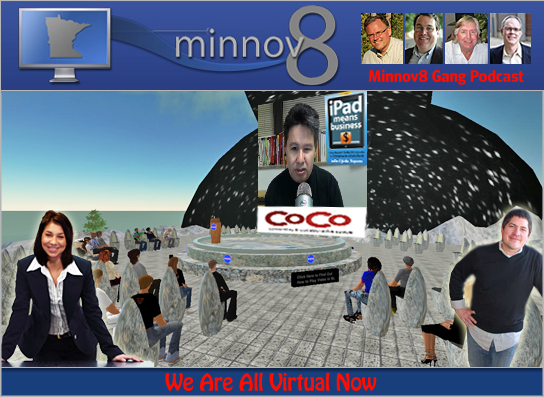 Minnov8 Gang 104 – We Are All Virtual Now