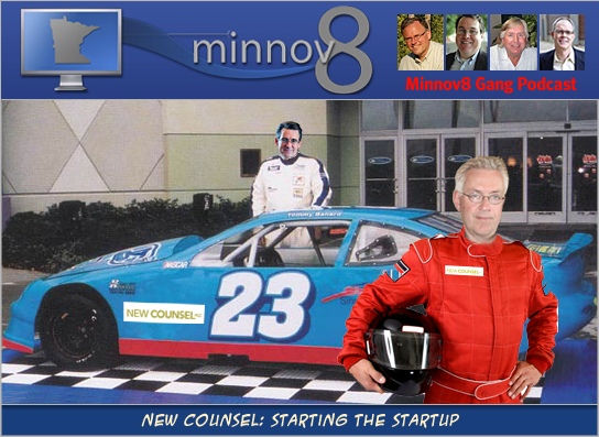 Minnov8 Gang 121 – Starting the Startup