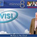 Minnov8 Gang podcast image of Mike Sowada, CEO of Visi