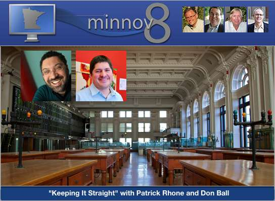 Minnov8 Gang 125 – Keeping It Straight