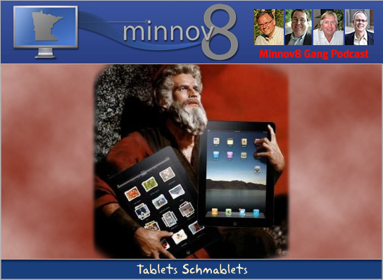 Minnov8 Gang podcast image