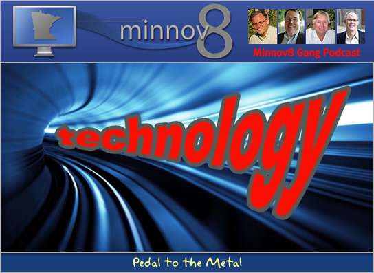 Minnov8 Gang 136 – Pedal to the Metal