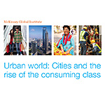 Cities and the rise of the consuming class