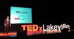 Tedx Comes South of the River