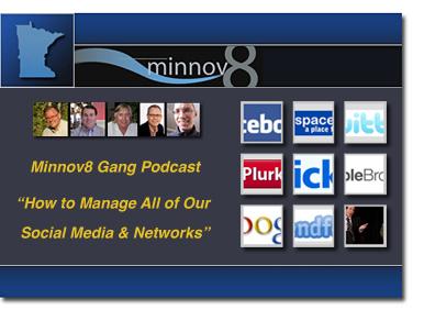 Minnov8 Gang Podcast – Episode 16