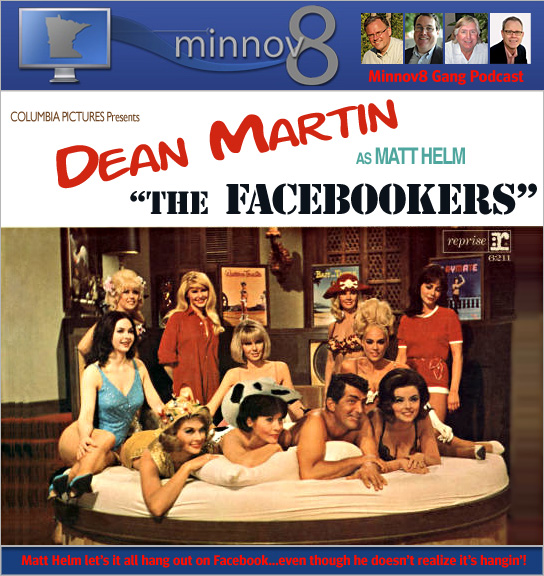 Minnov8 Gang 79: The Facebookers