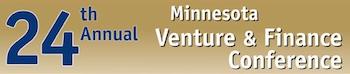 """LiveBlog: """"MN Venture & Finance Conference"""" – 10/14/2010"""