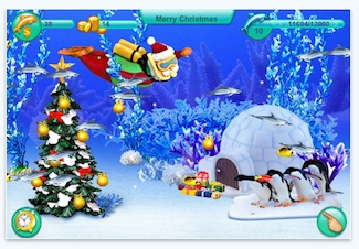 W3i Having a Merry Christmas After Launching Recharge Studios and 'Dolphin Play' Game