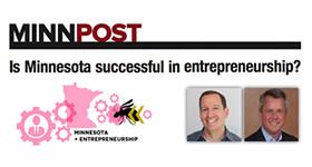 Is Minnesota successful in entrepreneurship?