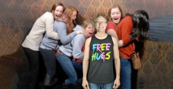 Minnov8 Gang 285 – Phil's Free Hugs
