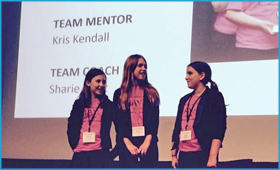 TechnovationMN Makes Furst Class Appearance at World Competition